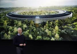 New Apple Headquarters New Apple Hq Takes Attention To Detail To Insane Heights