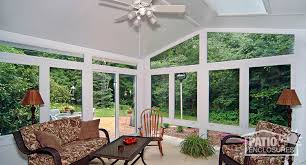Garage With Screened Porch Expanding Your Split Level Home With A Sunroom
