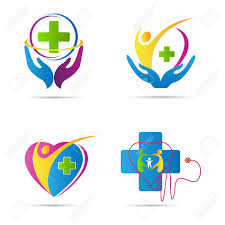 health care vector design represents family health care and
