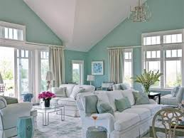 fresh and relaxing beach living room theme wearefound home design