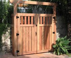 Fence Gates Gates Fences Designs Fence  Gates Pinterest - Backyard gate designs