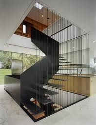 Modern Staircase Design Modern Stair Design Continuous Crazy Cool Studio Mm Architect
