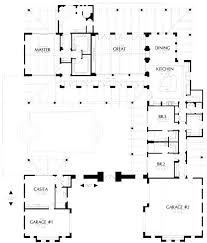 style home plans with courtyard pueblo homes plans with courtyard corglife
