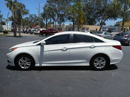 2014 hyundai sonata gls 4dr sedan in vero beach fl old south sales
