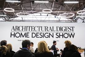 architectural digest home design show made architectural digest design show what can we expect