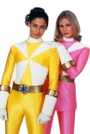 Power Ranger Halloween Costume Power Rangers Lightspeed Rescue Yellow Lightspeed Ranger