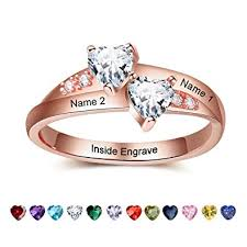 name wedding rings images Lam hub fong personalized engagement rings for women with 2 jpg