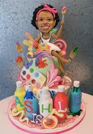 Southern Blue Celebrations Artist Cakes