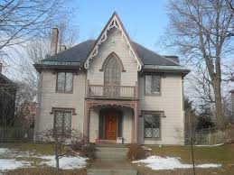 Gothic Revival Home The Gothic House Wikipedia