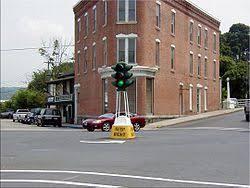pay red light ticket nyc traffic light wikipedia
