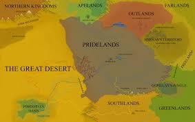 Oasis Map Pridelands Political Map By Fireleviathan On Deviantart
