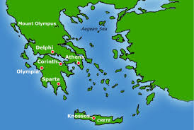 Ancient Greece Maps by Ancient Greece By Christian By Parker Simms