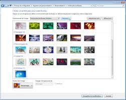 theme de bureau windows 7 windows seven org créer un thème personnalisé avec windows 7