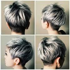 gray frosted hair diy hair 8 ways to rock gray hair bellatory