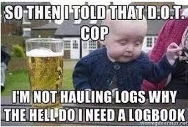 Meme Driver - funny semi truck driver memes diesel trucker jokes trucker