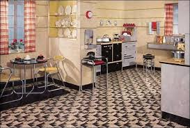 retro kitchen vinyl flooring retro kitchen floor tile patterns
