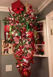 53 best upside down christmas trees images on pinterest