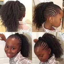 crochet braids cornrows french braids little hair black