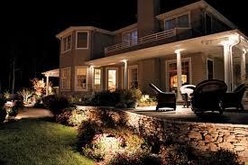 landscape lighting management total lawn care tupelo