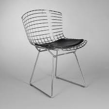 chaise bertoia knoll harry bertoia knoll editor chair wire expertissim