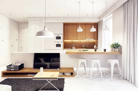 kitchen white and wooden kitchen cabinet features floor to ceiling