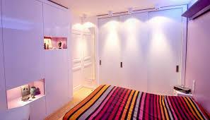 meuble chambre sur mesure décoration éclectique et mobiliers sur mesure appartement quartier