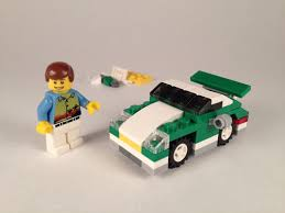 lego sports car lego creator mini sports car 6910 brick radar