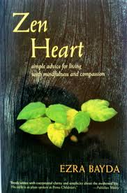 wabi sabi penguin new book review of zen heart by ezra bayda