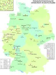 größte stadt deutschlands fläche liste der großstädte in deutschland