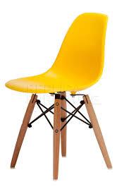 Yellow Chair Replica Charles Eames Childrens Chair