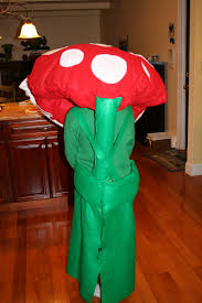 mario costumes for halloween how to make your very own super mario bros piranha plant costume