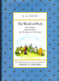 house at pooh corner winnie the pooh and the house at pooh corner by milne a a first