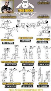 Bench Press Workout Routine Chart Chest Exercises Exercises Pinterest Exercises Workout And Gym