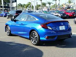 2017 new honda civic coupe lx manual at honda of escondido serving