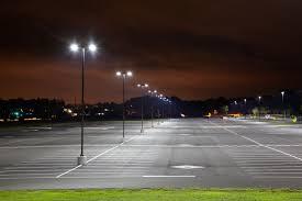 ge outdoor lighting control silectica iot lighting controls