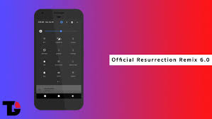 on android official resurrection remix 6 0 based on android 8 1 oreo released