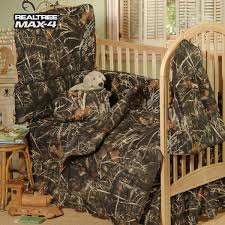 Camouflage Bedding For Cribs Realtree Camo Bedding 3 Realtree Max 4 Crib Set Camo Trading