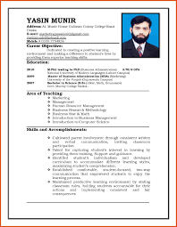 resume template for job resume format job moa format