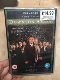 at downton hugh bonneville maggie smith r2 dvd new