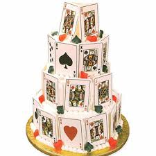 edible images edible image royal flush cards card decorations