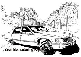Coloring Pages Of Lowrider Cars | free coloring pages of low rider cars with lowrider coloring pages