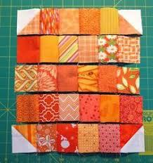 free quilt pattern scrappy pumpkin table runner fall