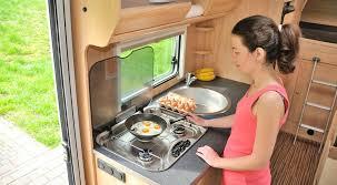 rv kitchen cabinet storage ideas 19 space saving rv storage ideas for your cer kitchen 2021