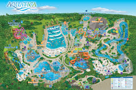 San Antonio Texas Map Behind The Thrills Aquatica Texas