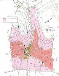 Oregon Winery Map by Wine Country Maps On Rick U0027s Winesite Mcnees Org Winesite