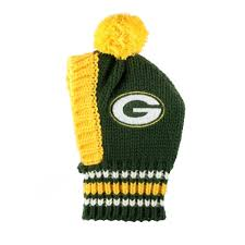 green bay packers halloween costumes green bay packers knit dog hat with same day shipping baxterboo