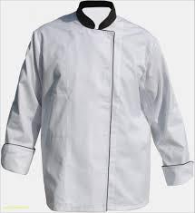 vetement professionnel cuisine vetement professionnel cuisine élégant veste de cuisine blanche