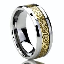 titanium gold rings images Cheap titanium gold wedding band find titanium gold wedding band jpeg