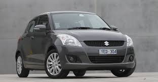 australian suzuki swift gains new features for 2013