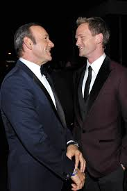 kevin spacey and neil patrick harris swoon the beautiful